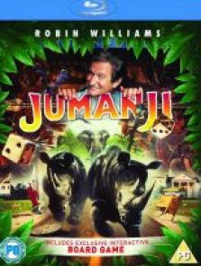 Jumanji filmini izle