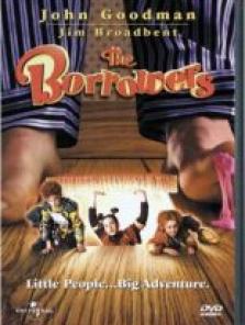 Minik Kahramanlar – The Borrowers filmini izle