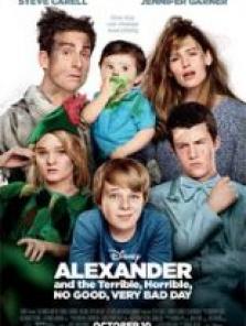 Aleksander ve Felaket, Korkunç, Berbat, Çok Kötü Bir Gün filmini izle