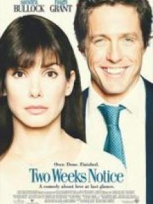 Aşka İki Hafta – Two Weeks Notice 2002 filmini izle