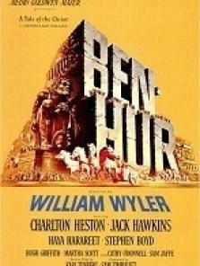 Ben Hur (1959) filmini izle