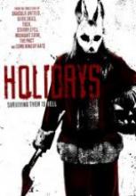 Holidays filmini izle