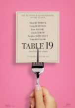 Masa – Table 19 filmini izle 2017