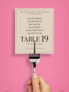 Masa – Table 19 filmini izle 2017